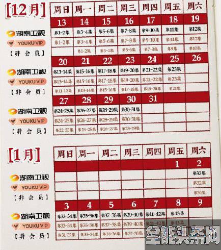 《巡回检察组》追剧日历 巡回检察组更新时间表
